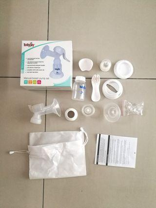 Tollyjoy Manual Breastmilk Pump
