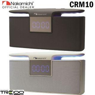 Nakamichi NM CRM10 Wireless Bluetooth Portable Speaker with FM Radio