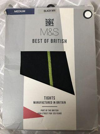 Marks and Spencer Tights 馬莎黑色絲襪