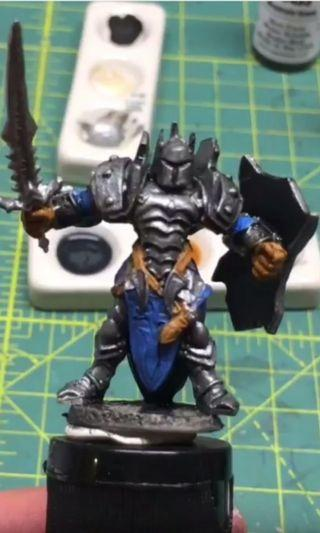 Looking For - Miniature Painting Service for Board Games
