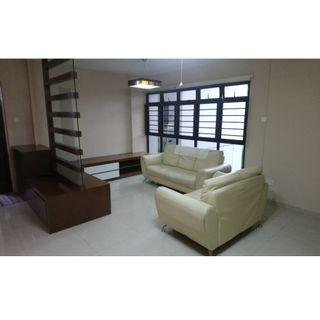 Super Large & Spacious 5 Room Renovated Flat For Sale