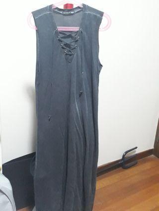Grey Dress cotton on