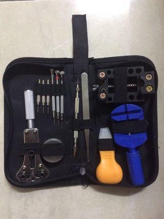 watch repair tool 13pcs