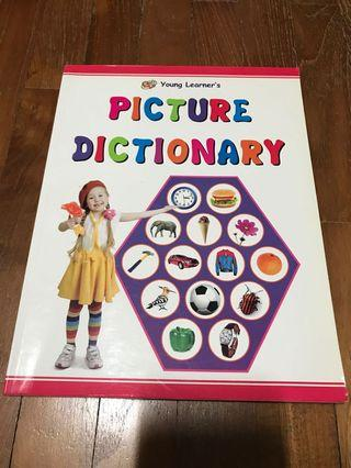 🚚 Young Learner's Picture Dictionary