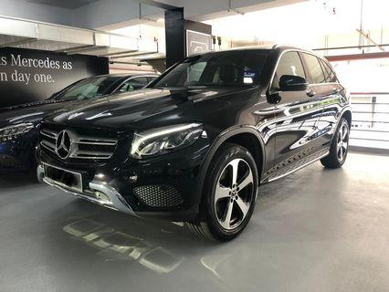 Mercedes GLC200 2018