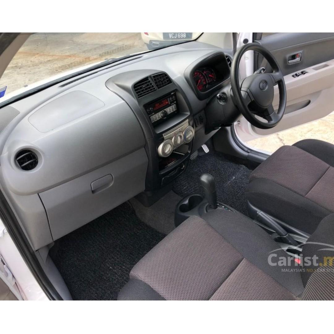 2010 Perodua Myvi 1.3 EZ (A) One Owner Converted Myvi SE bodykit