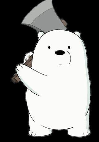 Dear Ice Bear