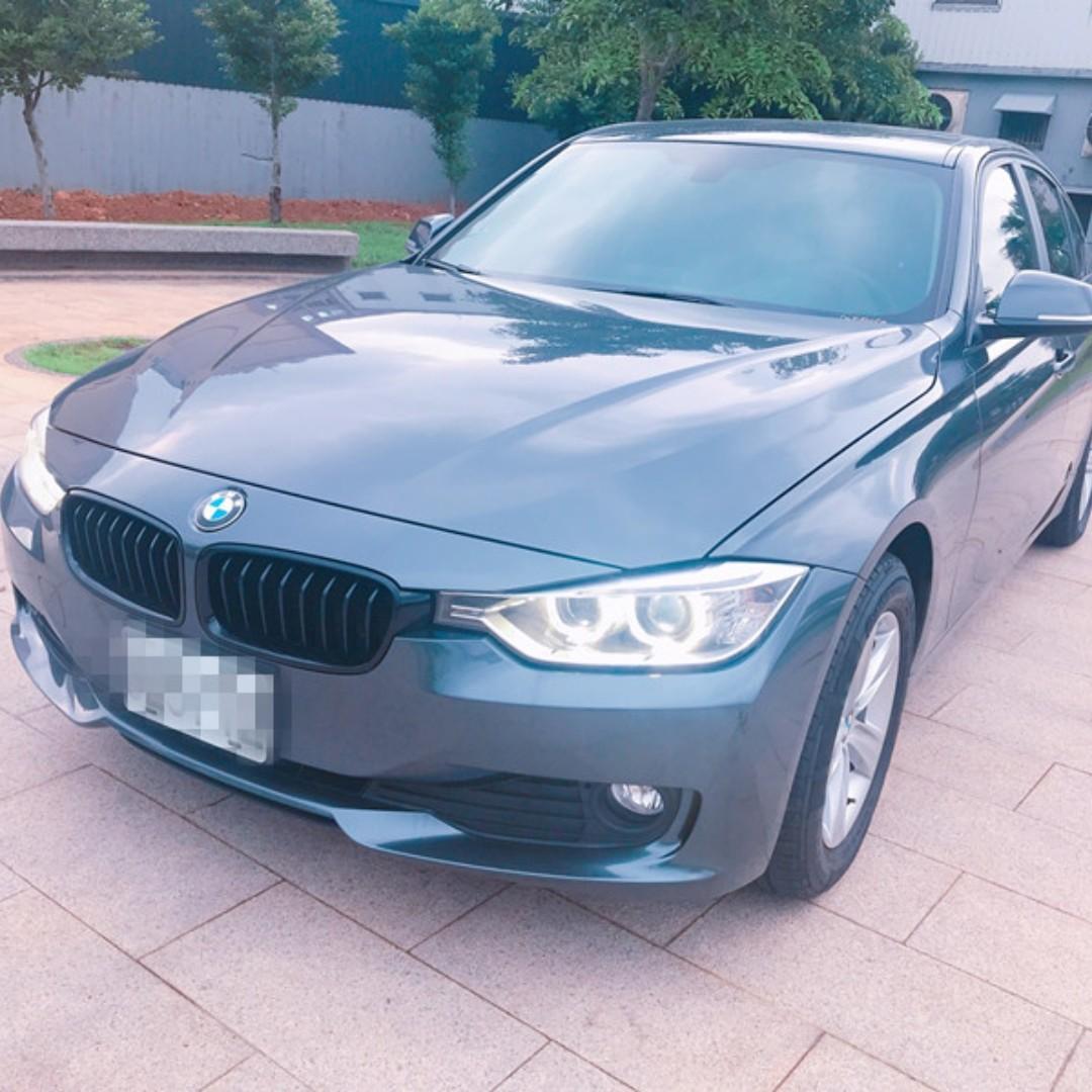 2012年   BMW   318D   F30   內外漂亮
