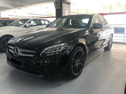 Mercedes C200FL 2018