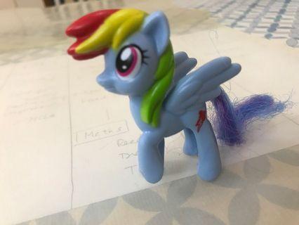 MLP Rainbow Dashtoy