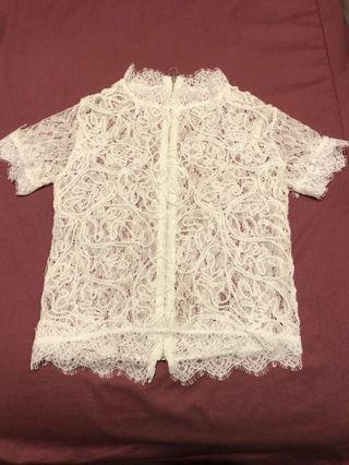 100% new Lace Top