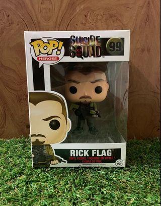 Funko Rick Flag