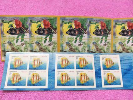 🚚 #MRTRaffles Fun with Nature & Tropical Marine Fishes Stamps