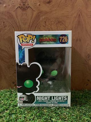 Funko Night Light (Green Eye)