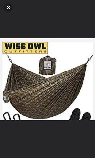 Wise Owl Double Digicamo