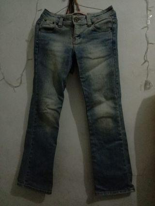Jeans light blue