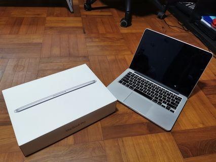 "🚚 MacBook Pro 13"" Retina Display"