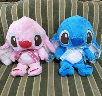 Boneka Stitch (Couple)