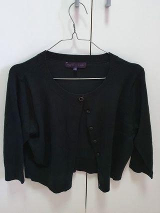 Marks and spencer crop cardigan