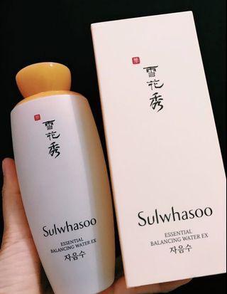 Sulwhasoo Essential Balancing Water Ex
