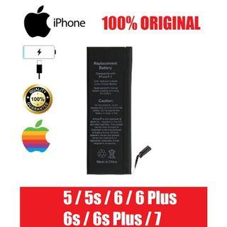 Iphone Original and OEM Battery #JuneToGo