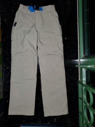 Decathlon breathable hiking pants 透氣遠足褲