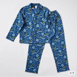 AUTHENTIC Target Harry Potter Flannelette Pyjama Set