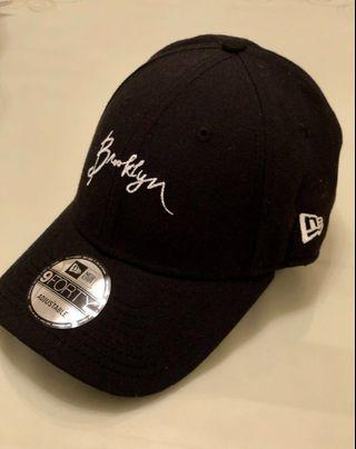 [全新正貨!]New Era NY cap with 'Brooklyn'(男女適用)