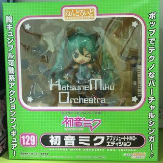 玩具出清 Goodsmile Company GSC Vocaloid 129 Hatsune Miku 初音未來 Absolute HMO Edition