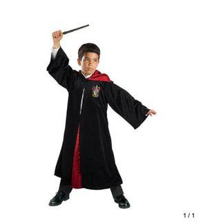 AUTHENTIC Target Harry Potter Deluxe Robe Costume