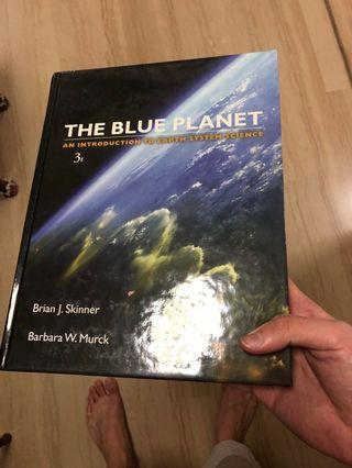 🚚 The Blue Planet: an introduction to earth system science