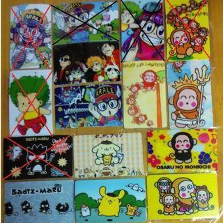 卡通貼紙 [SS2] 八達通貼紙 Octopus Sticker