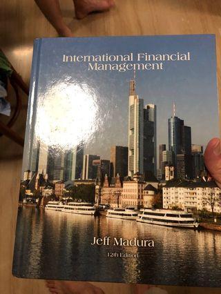 🚚 International Financial Management