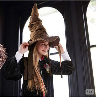 AUTHENTIC Target Harry Potter Real Talking Sorting Hat