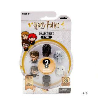 AUTHENTIC Harry Potter Collectibles 7 Pack