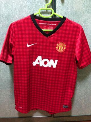 Manchester United Jersey 2014 Youth XL