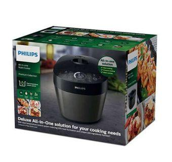 Brand new BNIB Philips All-in-one multi cooker pressure cooker rice cooker Model HD2145/62