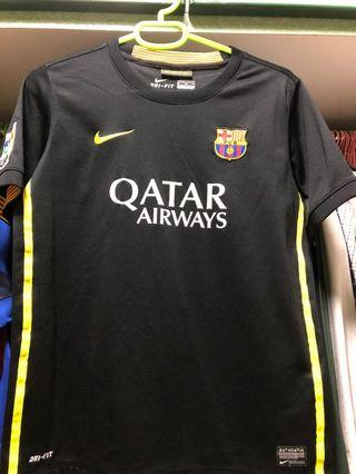 Barcelona jersey Youth XL