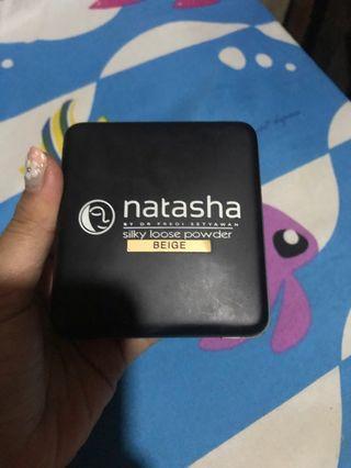 Loose powder (Beige)  by Natasha
