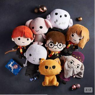 Harry Potter 20cm Plush Character Assorted