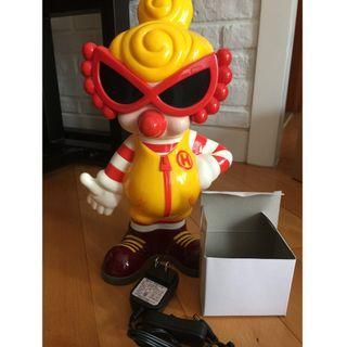 Hysteric Mini Led Fun Lamp Doll 公仔 黑超B 枱燈