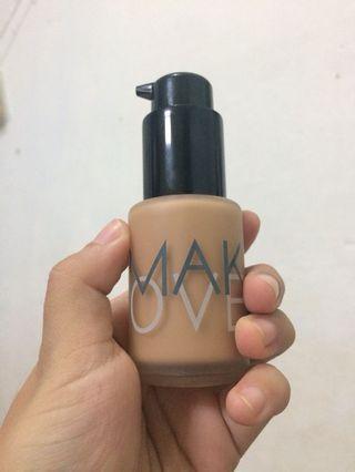 Make Over Foundation Shade 05 Nude Vervet