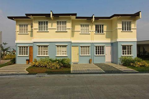 Rfo 3br Townhouse for sale in Cavite near Amenities