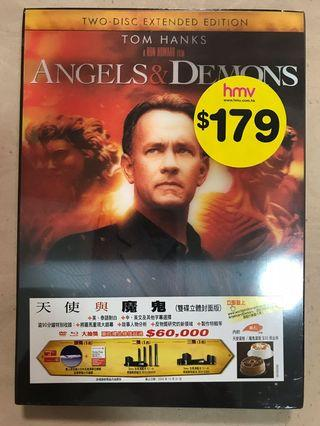 全新DVD - 天使與魔鬼 Angels & Demons Tom Hanks