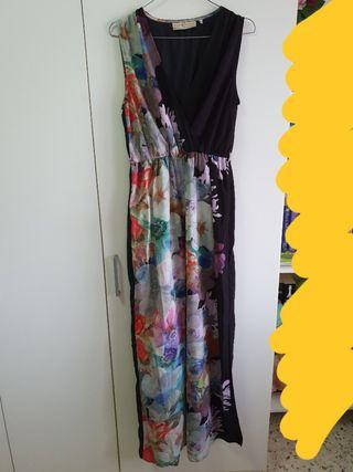 Billie and blossom maxi floral dress