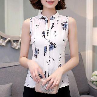 Elegant Chiffon Ladies Shirt Formal Office Clothes