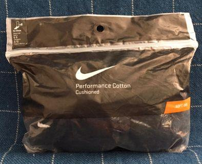 Authentic Nike No Show Performance Cushioned Socks 6 pairs