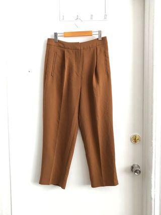 ARITZIA WILFRED MID WAIST DRESS PANTS