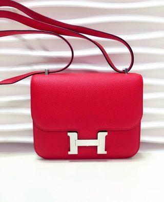 全新 Hermes constance mini
