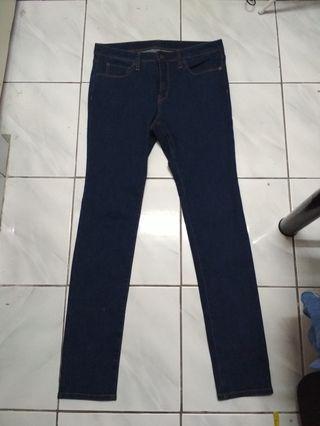 GU Jeans super skinny